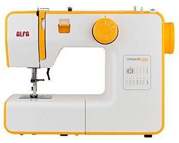 maquina de coser buena y barata alfa compakt