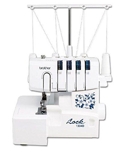 1334D Brother Overlock Máquina de coser