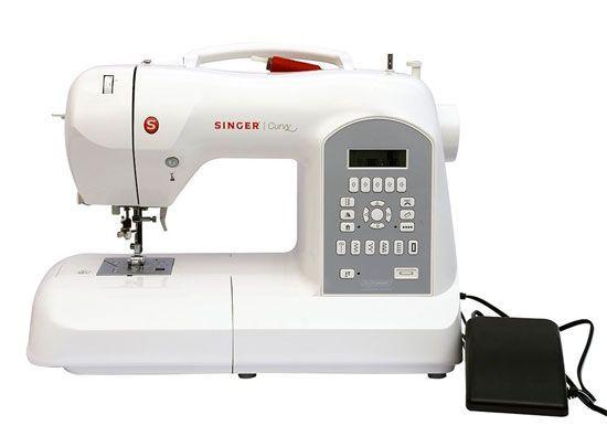 Maquina de coser SINGER CUYRVY