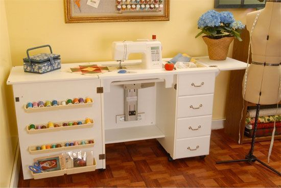 Mesa para costura, la más compelta