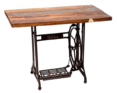 Mesa de coser antigua