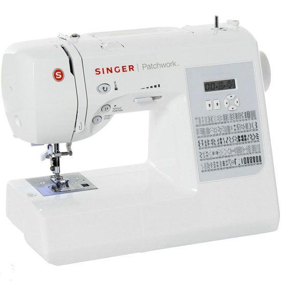 Máquina de coser singer Quilt