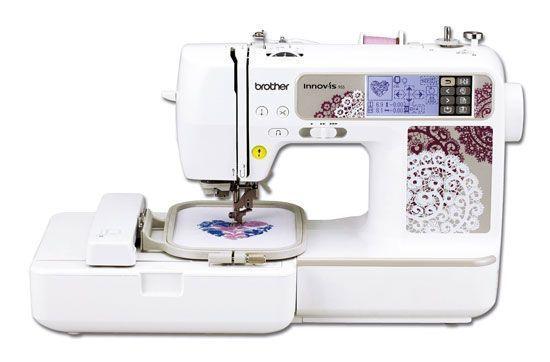 Maquina de coser profesional innovis 955