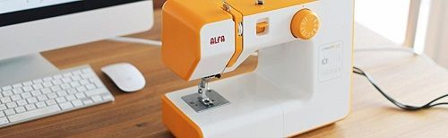 maquina de coser alfa compakt 100