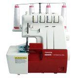 maquina de coser overlock toyota slr4d