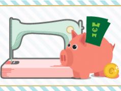 precios de máquinas de coser