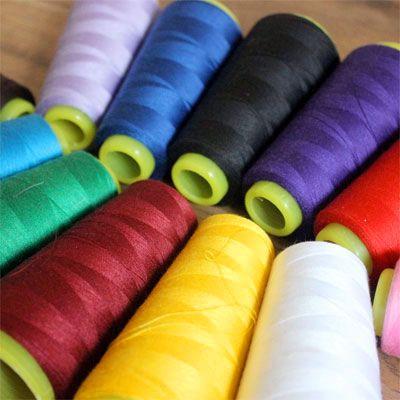 carretes de hilo especiales para máquinas de coser