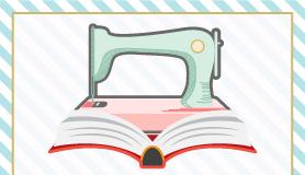 libros de costura