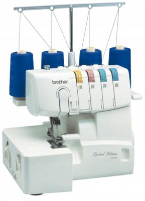 Máquina de coser overlock buena y barata