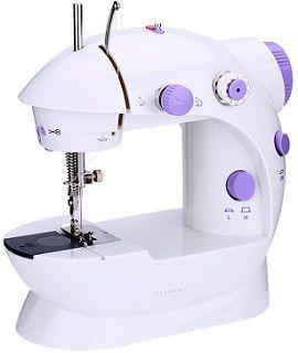 maquina de coser pequeña y barata