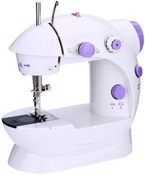 maquina de coser pequeña anself sm 202a