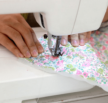 elegir tela para maquina de coser